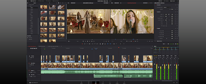 EDIT&COLOR: Switching to Davinci Resolve